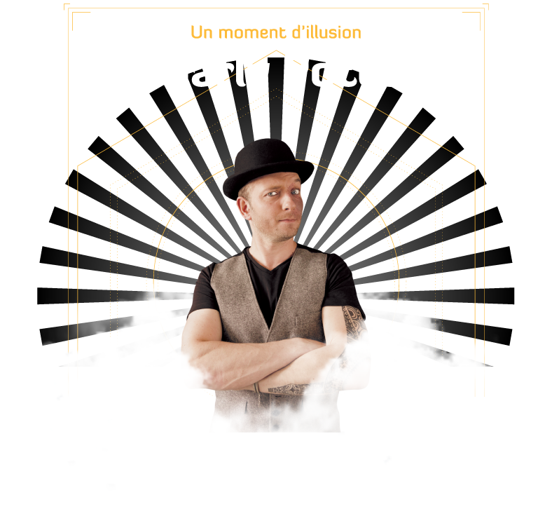Charly Potter - Un moment d'illusion